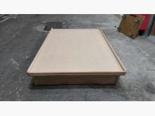[9成新] B90306*白橡色單人掀床*單人床架無破損有使用痕跡