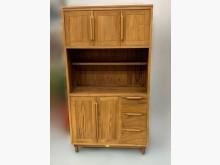 [全新] HM919*全新柚木餐櫃碗盤櫥櫃全新