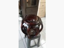 [9成新] 九成新紅木實木圓椅其它桌椅無破損有使用痕跡