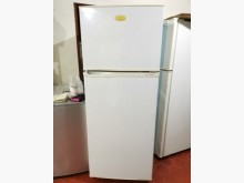 [95成新] 聲寶中型冰箱(玻璃層板)3年保固冰箱近乎全新