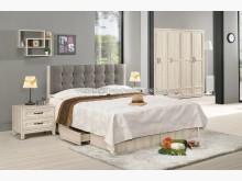 [全新] 2004037-1愛莎六尺雙人床雙人床架全新