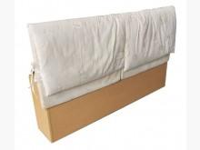 [7成新及以下] B91804*白橡布床頭櫃*床頭櫃有明顯破損