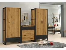 [全新] 2104600-1布朗克斯衣櫥衣櫃/衣櫥全新