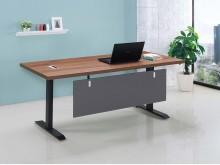 [全新] 淺胡5.8尺升降辦公桌18000辦公桌全新