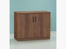 [全新] 淺胡桃色側邊櫃$3400辦公櫥櫃全新