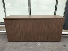非凡二手家具 胡桃7尺 置物櫃收納櫃無破損有使用痕跡