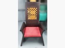 [9成新] F102319高背餐椅餐椅無破損有使用痕跡