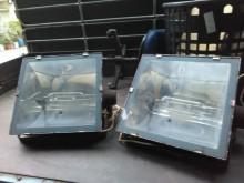 連欣二手家電-大型招牌探照燈其它電器有輕微破損