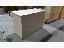 [9成新] 九成五新4尺雙抽造型電腦書桌書桌/椅無破損有使用痕跡