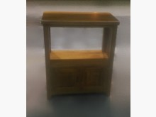 [全新] A1004EJJJ 全新實木餐櫃碗盤櫥櫃全新