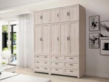 [全新] 潔西6.6尺組合高衣櫃衣櫃/衣櫥全新