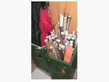 [9成新] 【綠舍】 松木傘筒/置物筒=二手雨傘/雨具無破損有使用痕跡