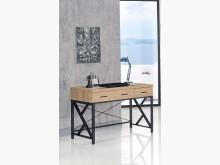 [全新] 麥瑞工業風黃橡色三抽書桌4700書桌/椅全新
