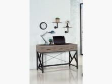 [全新] 麥汀工業風古橡色三抽書桌4700電腦桌/椅全新