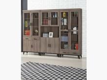 [全新] 麥汀工業風古橡8尺書櫃19900書櫃/書架全新