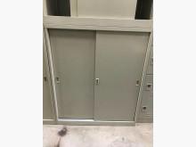 [9成新] 大慶二手家具 三尺三層推門文件櫃辦公櫥櫃無破損有使用痕跡