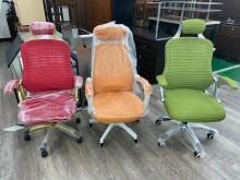 吉田二手傢俱❤全新主管椅電競椅辦公椅全新