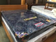 [全新] 全新5*6.2提花硬床雙人床墊全新