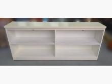 [9成新] A110707*白色收納櫃*收納櫃無破損有使用痕跡
