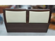 [9成新] B110710(3)*胡桃色床頭櫃無破損有使用痕跡