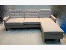 [全新] 全新米色L型沙發宏品工廠直營L型沙發全新