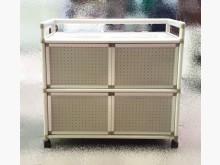 X51112AJJJ鋁架電器架碗盤櫥櫃有輕微破損