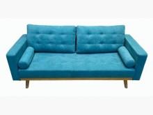 [全新] 綠色沙發床雙人沙發全新