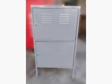 [9成新] C111301*雙門鐵櫃辦公櫥櫃無破損有使用痕跡