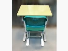 [8成新] EF110901*課桌椅組*書桌/椅有輕微破損