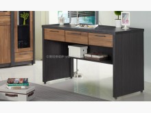 [全新] 2001814-8雙色三抽書桌電腦桌/椅全新