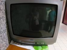 [9成新] 聲寶21寸電視 畫質優 附遙控器電視無破損有使用痕跡