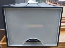 [9成新] A111511塑膠櫃收納櫃無破損有使用痕跡