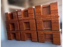 [8成新] E1203*半實木書桌書桌/椅有輕微破損