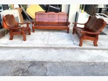 [全新] 全新品實木沙發/客廳沙發木製沙發全新