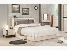 [全新] 2104549-1丹妮拉6尺床雙人床架全新