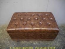 [全新] 新品復古風美式沙發收納矮凳沙發矮凳全新