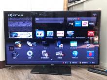 吉田二手傢俱❤三星55吋液晶電視電視無破損有使用痕跡