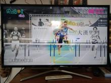 [9成新] 優質中古LED三星40吋液晶電視電視無破損有使用痕跡