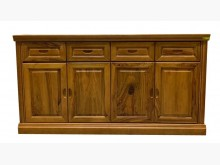 [全新] 新香樟木5尺3餐櫃 碗盤櫥櫃碗盤櫥櫃全新