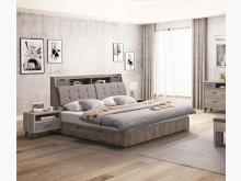[全新] 奧蘭多古橡色5尺床頭箱$8300雙人床架全新