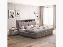 [全新] 奧蘭多古橡色6尺床頭箱$9300雙人床架全新