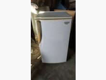 【尚典中古家具】夏普單門小冰箱冰箱無破損有使用痕跡