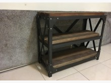 快快搶 搬家出清 工業黑鐵櫃其它櫥櫃無破損有使用痕跡
