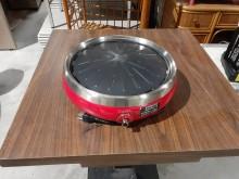 [全新] 快樂福二手倉庫多功能燒烤電陶爐電火鍋烤盤全新