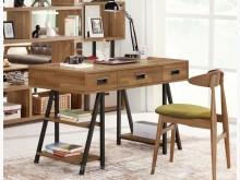 [全新] 2104890-1柏德4尺書桌書桌/椅全新