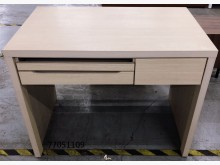 [全新] 77051109 淺色電腦桌電腦桌/椅全新