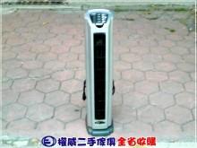 權威二手傢俱/直立式陶瓷電暖器電暖器無破損有使用痕跡