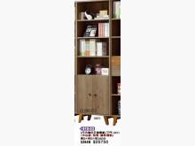 [全新] 高上{全新}2尺古橡色艾倫書櫥(書櫃/書架全新