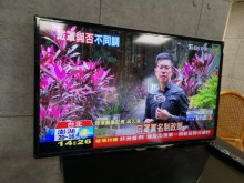 2013年三星40吋LED液晶電電視無破損有使用痕跡