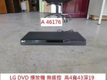 A46176 LG DVD播放機DVD有輕微破損